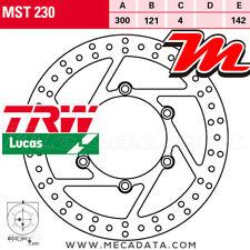 Disque de frein Avant TRW Lucas MST 230 Suzuki DR 800 S, SU (SR43B) 1996