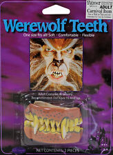 Lace Werewolf Teeth New - Accessory Carnival