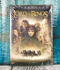 NEW Lord of the Rings: The Fellowship of the Ring DVD 2002 2-Disc Set, Widesceen