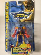Transformers Beast Machines Silverbolt Mosc