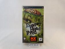DEAD HEAD FRED SONY PSP PLAYSTATION PORTABLE PAL EU EUR ITALIANO NUOVO SIGILLATO