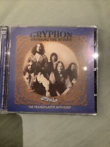Gryphon - Crossing The Styles (Anthology, 2004)