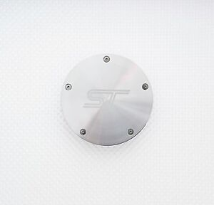 RICHBROOK OFFICIAL FORD 'TWIST-OFF-BACK' SILVER ST TAX DISC & PERMIT HOLDER