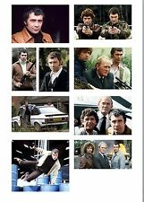 LEWIS COLLINS THE PROFESSIONALS 9 DIFFERENT FRIDGE MAGNETS  BIRTHDAY RIP GIFT