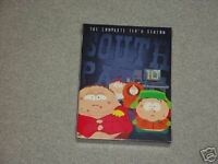 South Park - The Complete Tenth Season DVD NEW SEALED