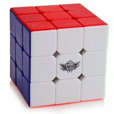 Cyclone Boys Cube Stickerless 3x3 Speed cube Puzzle Game 3x3x3 Brain Storm Gift