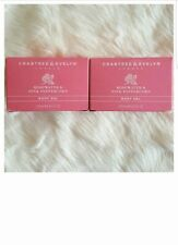 CRABTREE & EVELYN London Rosewater & Pink Peppercorn Body Gel *NEW* LOT OF 2