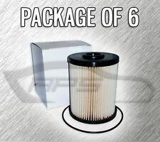 FUEL FILTER F55360 FOR DODGE RAM 5.9L TURBO DIESEL - CASE OF 6