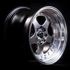 One 16x9 JNC 010 JNC010 4x100/4x114.3 15 Gunmetal Machine Lip Wheel Rims