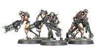 10x Necron Warriors + 3x Scarabs - Indomitus - Warhammer 40k 9th Edition Necrons