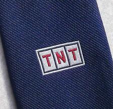 TNT TIE azienda aziendale pubblicità CLUB ASSOCIAZIONE DEGLI ANNI SETTANTA OTTANTA mancunian