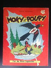 Moky et Poupy Bussemey L'or du Père Lapioche