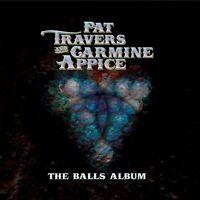 PAT TRAVERS - BALLS ALBUMS  CD NEU