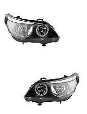 BMW 5 SERIES E60 E61 2004-2007 HEADLIGHT HEADLAMP   (Pair of) LH & RH -