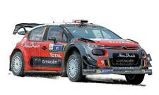 "Citroen C3 WRC "" Rally Du Mexique 2017 "" 1:64 Model 310608 Norev"