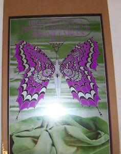 Family Dog Avalon FD 122 poster Velvet Underground Iron Butterfly NM