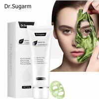 Green Tea Blackhead Face MaskSkin Care Remove Acne Nose Deep Cleansing Pore Peel