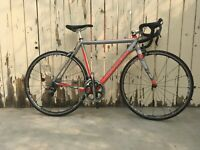 2015 Cannondale CAAD 10 Road Bike 54cm Dura Ace 7900 10 Speed Red/Silver