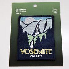 Official Yosemite National Park Souvenir Patch Falls California Scrapbooking