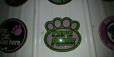 "Vintage Arctic Cat Snowmobile Dealer Sign-Plaque ""Cat's Pride"" Memorabilia"