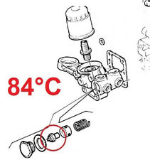 Ölthermostat 84°C Lancia Delta Integrale oil thermostat 7547340 60806156