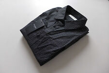 Saint Laurent FW14 Hedi Slimane Black Dollar Sign Shirt - BNWT, RRP £550