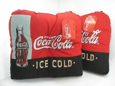 Coca Cola Tapestry Pillow