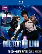 Doctor Who: The Complete Fifth Season [New Blu-ray] Slipsleeve Packaging