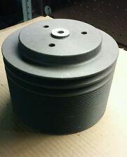 Small Block sbc large crank pulley aluminium oversized