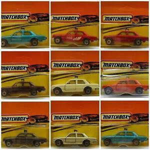 BULGARIAN MATCHBOX SUPERFAST, MERCEDES 450 SEL 1979, New blister, Diecast car