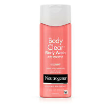 Neutrogena Body Clear Pink Grapefruit Acne Body Wash, 8.5 fl. oz (250 ml)