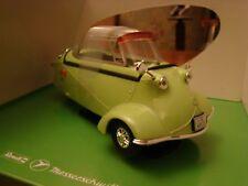 1/18 Messerschmitt KR 200 Bubble Car Green Eco 1955 Rare