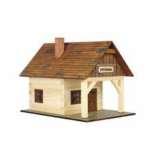 """Modellbaukasten 1:32 Holz NEU Walachia W34 /""""Alpenhütte/"""" Chalet 103 Teile #"""
