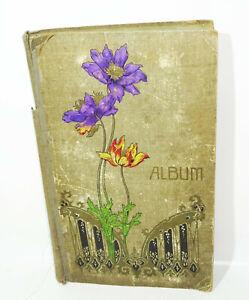 Album Carte Postale 1 Wk Courrier Militaire Asfeld France Westfront (
