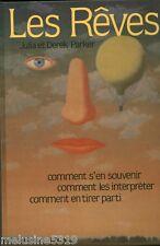 """Livre Esotérisme """" Les Rêves Comment s'en Souvenir Comment les """" ( No 87 ) Book"""