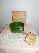 Vintage Camping Big Boy Table Top Barbecue Bbq Grill Model 2 14 Brazier New