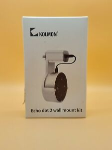 Kolmon - Echo Dot 2 - Wall Mount Kit - NEW FREE SHIPPING!