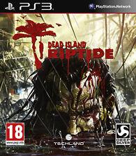 Dead Island Riptide ~ ps3 (in Super Zustand)