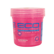 Eco Styler Professional Styling Gel Curl & Wave Firm Hold 8 fl.oz - Pink