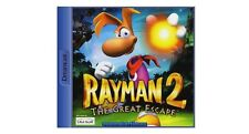 ## Rayman 2: The Great Escape - SEGA Dreamcast / DC Spiel - TOP ##