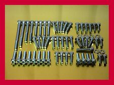 Yamaha Virago XV 535 XV535 Stainless Steel Bolt-kit Screws Cover Motor Engine