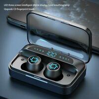Bluetooth 5.0 TWS earbuds waterproof noise cancelling wireless headset 2020