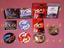 PS1+PS2_Gran Turismo 1 & Gran Turismo 2 & Gran Turismo 3 A-Spec & Gran Turismo 4