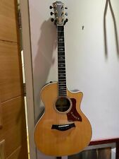 More details for taylor 814ce deluxe grand auditorium electro acoustic guitar beautiful to behold