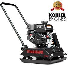 Plate Compactor Tamper Kohler Engine Dirt Soil Gravel Asphalt 3000 Lbsft