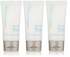 **NEW** 3 Pack Moroccanoil Hand Cream Original Fragrance 2.5 oz