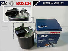 FOR MERCEDES C CLS E S 180 200 220 C250 BOSCH DIESEL FUEL FILTER A 6510901652