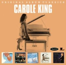 CAROLE KING Original Album Classics 5CD Set NEW