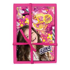 Soy Luna Agenda Jeu de Cadeau Secret Livre avec Château Diaries Secret Disney