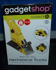 Gadget Shop Science Construire Votre Propre Mécanique camions